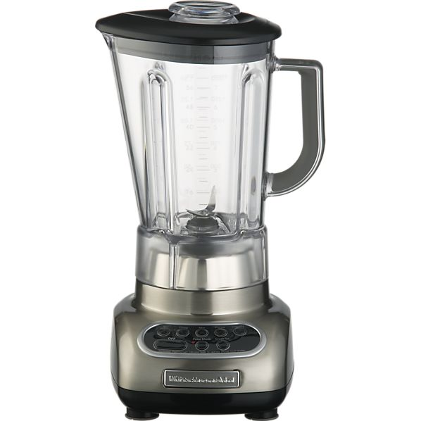 kitchenaid 5 speed metallic blender wildramp. Black Bedroom Furniture Sets. Home Design Ideas