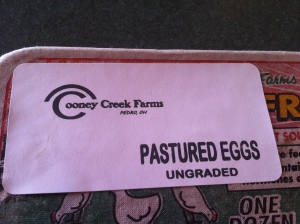 Cooney Creek Farm Eggs