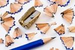 pencil-shavings