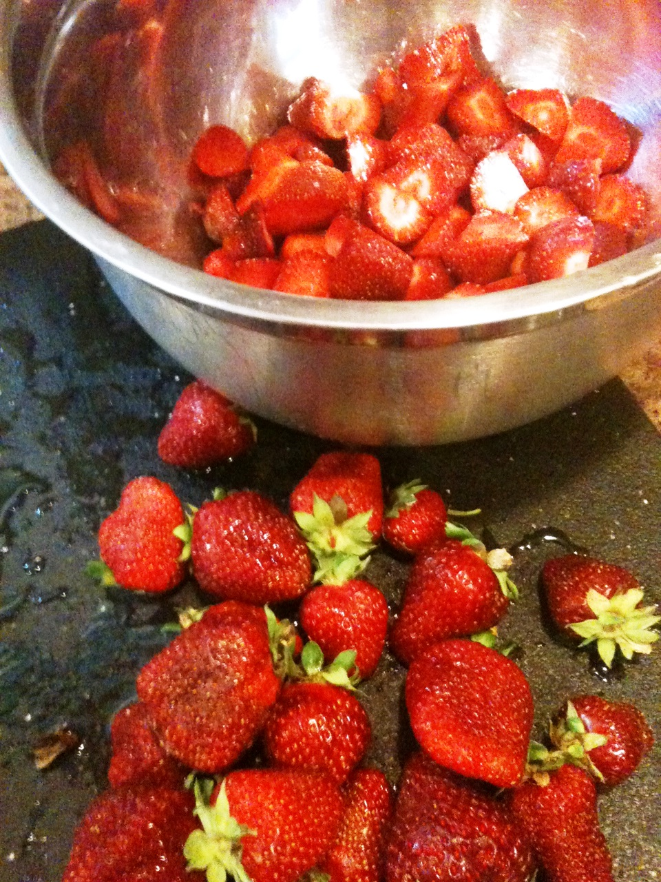 strawberries may 29 2013